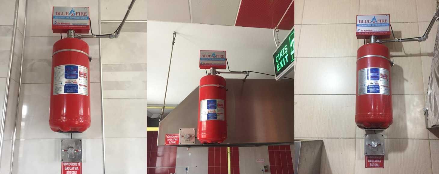 Yangın Güvenliğinde Profesyonel Çözüm